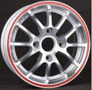 Aluminium Alloy Wheel for Great Pormance No. 4051