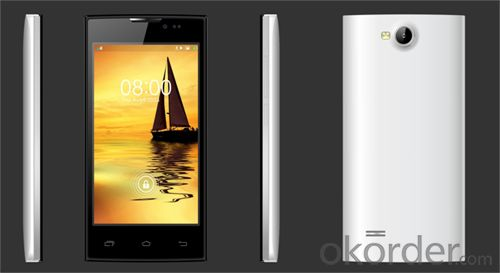 Dual-SIM 3G Cellphone 3.5 Inch TFT Android 4.2,