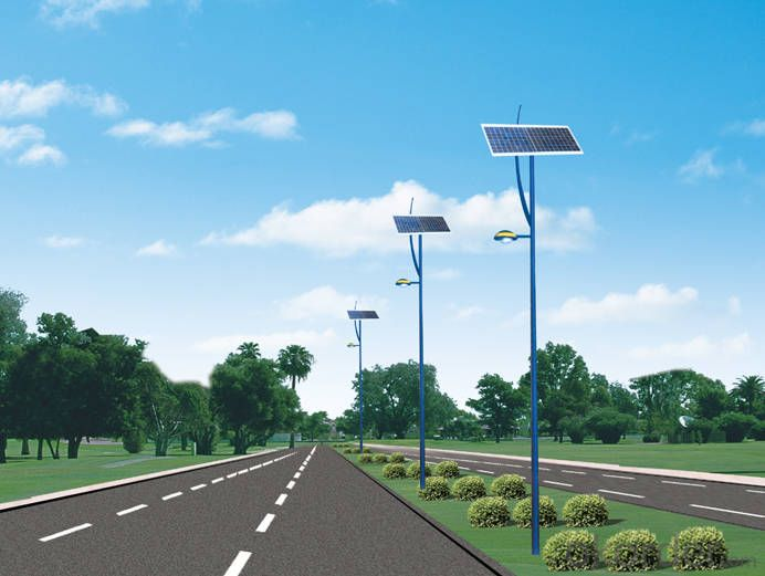 Solar Street Light For Outdoor ,High Quantity,AN-ISSL-20W