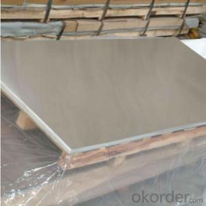 Marine Grade Aluminum Plate 5083 with High Quality
