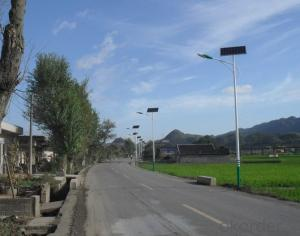 Solar Street Light For Outdoor ,High Quantity,AN-ISSL-40W