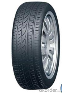 Passager Car Radial Tyre A607 with High Speed