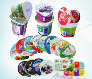 Aluminium Foil Jumbo Roll for Yoghurt Lidding Cup