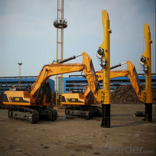 Hydraulic Rock Breaker Hammer 20MT Pc200