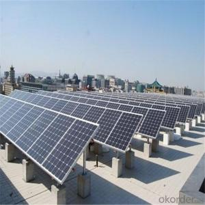 125Watt Photovoltaic Poly Solar Panels