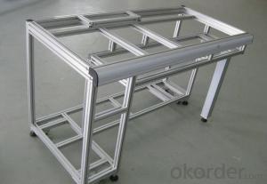 Aluminium D-profile According to European Standards