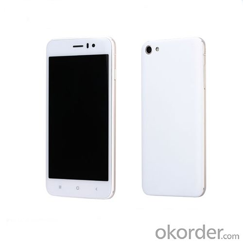 Mtk6572 Mobile Phone with Android 4.2 WCDMA