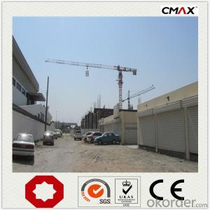 Tower Crane TC6014 Panel Mast Section 8 Ton