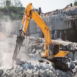 Side Type Soosan Excavator Hydraulic Breaker Made in China