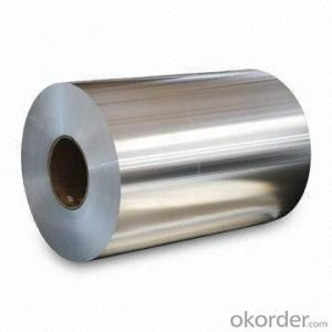 Aluminum Coil for Gutter Manufactured in China