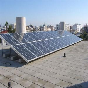 130 Watt Photovoltaic Poly Solar Panel