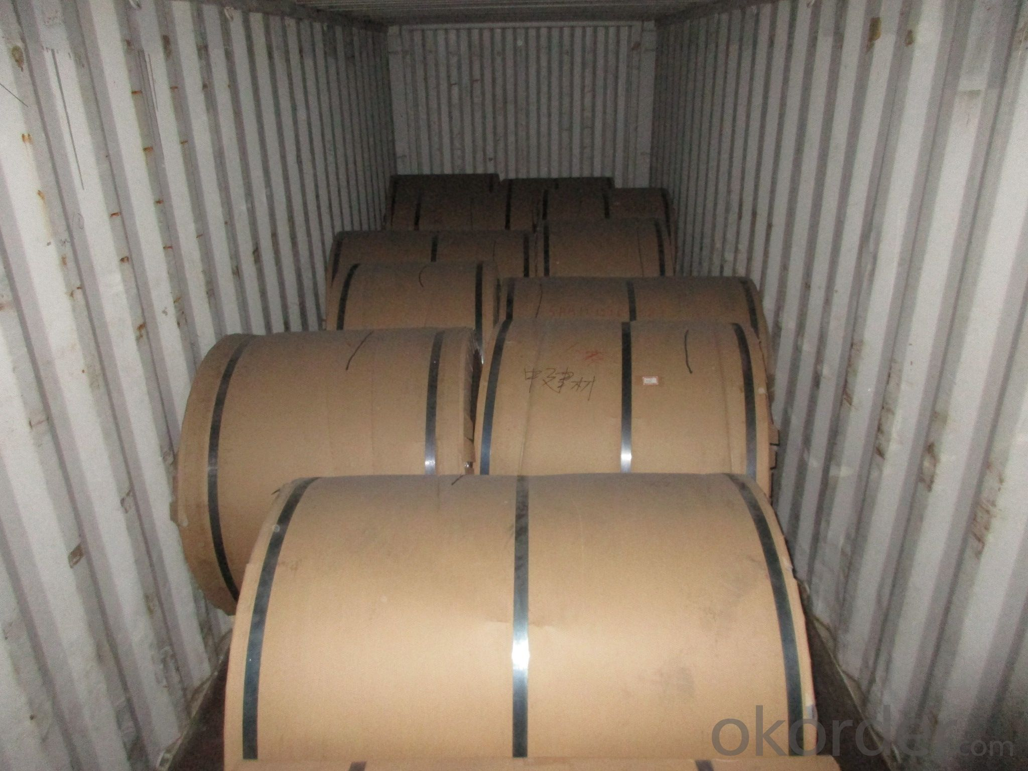 Stainless Steel Coil Rolled Hot Rolled With Best Price