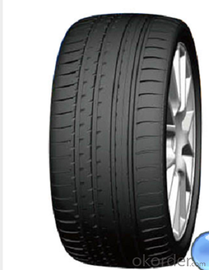 Passager Car Radial Tyre A608 with High Speed
