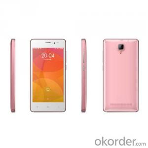 China Mobile Phone 3.5 Inch Android 4.2 GSM Dual-SIM Cards Mobile Phone