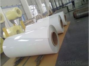 Roller Coating Color Coating Aluminum Coil