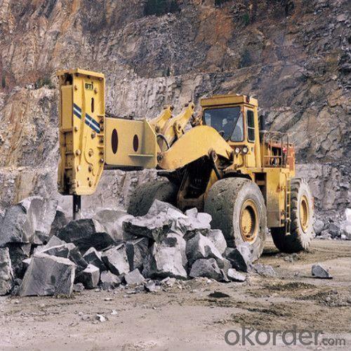 SB40 Hydraulic Rock Breaker Excavator Super Striking