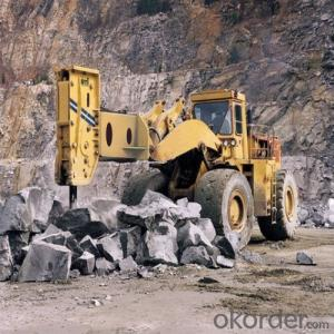 SB40 Hydraulic Rock Breaker Excavator Super Striking