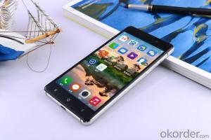 Smartphone 4.5 inch 5 points TFT capacitive touch screen