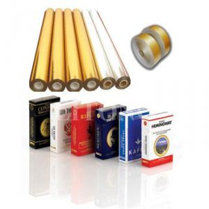 Aluminium Foil For Tobacco Packaging Application