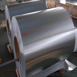 Food Packaging Foil Manufactering Material Aluminium Coil