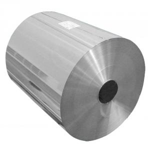 Aluminium Foil Jumbo Roll For Food Container Application