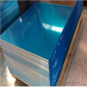 Aluminum Plate for Train and Bus with Best Price