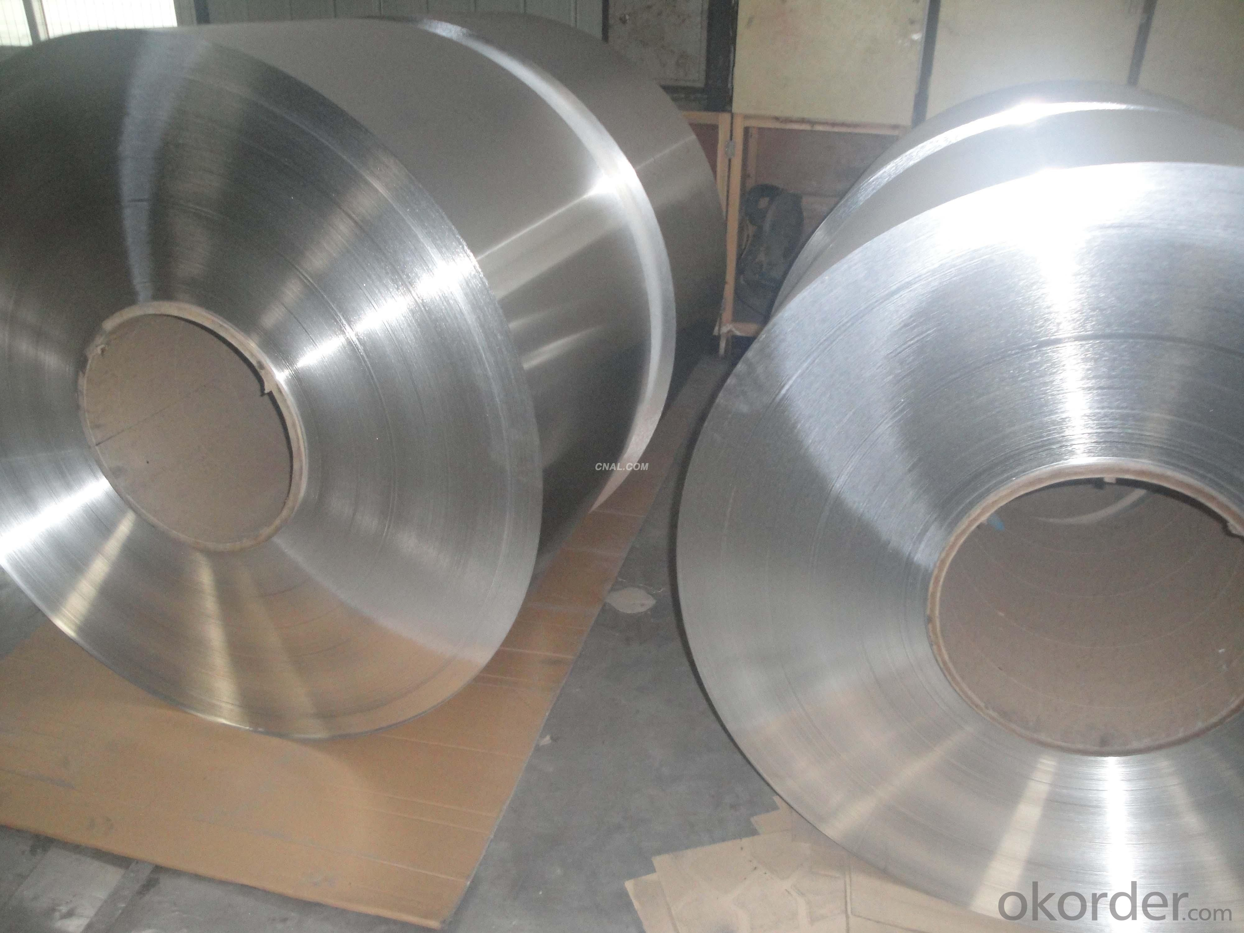 Aluminum Foilstock 1235,8011,8079 from China