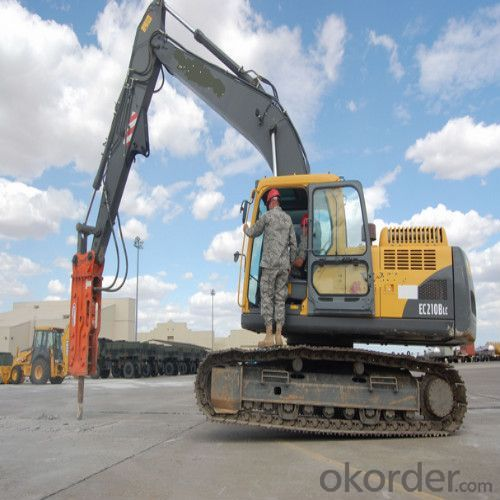 Excavator Breaker / Hydraulic Breaker SB81 Dia.140mm