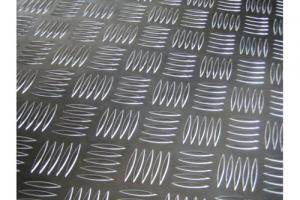 3000 Diamond Aluminum Tread Plate for Transportation