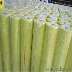 Coated Alkali-Resistant Fiberglass Mesh Cloth 150G/M2 4*4MM High Strength Low Price