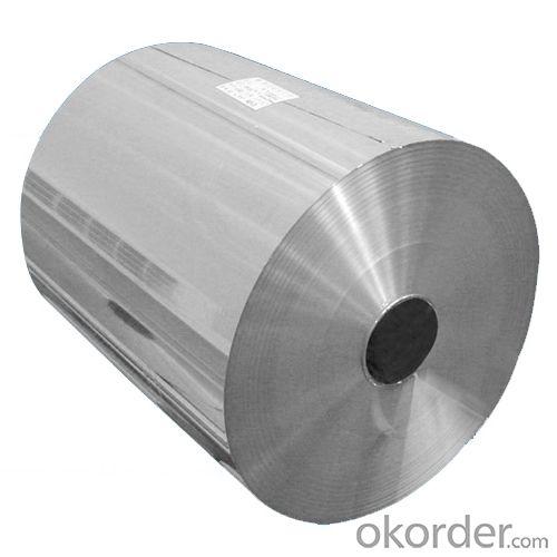 Aluminium Foil Jumbo Roll Raw Material For Food Tray Application