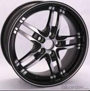 Aluminium Alloy Wheel for Great Pormance No. 25