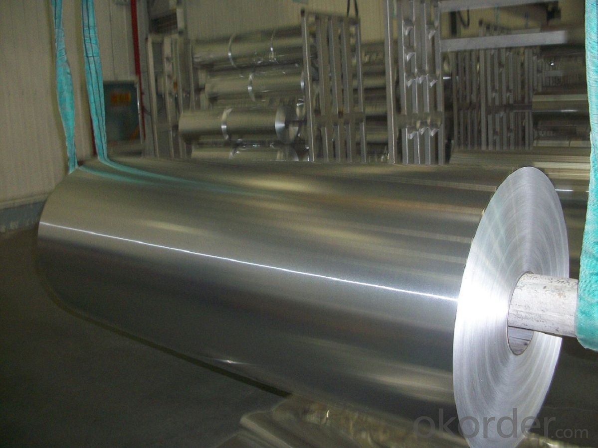 Soft Aluminum Foil for Lidding with 8011 Alloy