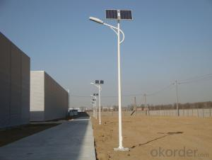 Solar Street Light For Outdoor ,High Quantity,AN-ISSL-50W