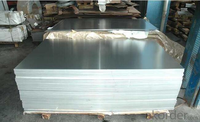 Alloy 5083 Embossed Aluminium Plate/Sheet