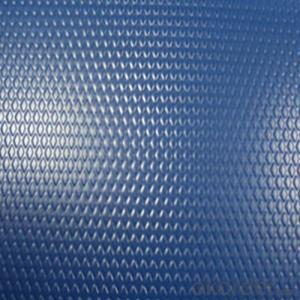 Embossed Internal Color Coating Aluminium Plate
