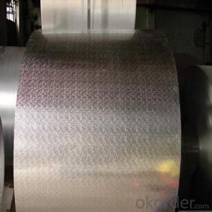 Aluminum Checkered Coil 1050 H14 with High Quality