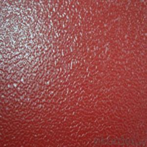 Aluminium Stucco Embossed Plate for Refrigeratory