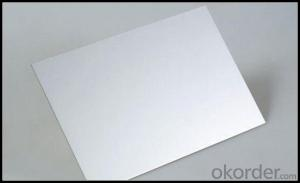 Polished Mirror Aluminum Sheet Aluminum Sheet