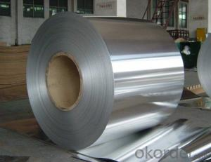 Cold Rolling 1100/1050/1020/1060 Aluminum Coils For Decoration
