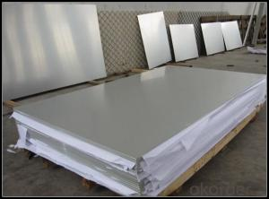 CC Aluminum Sheet for Embossed Anti-skidding