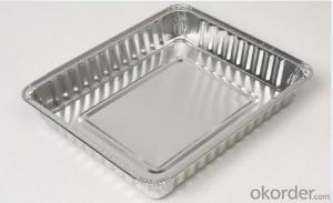 Food packaging/package aluminium foil conatiner foil