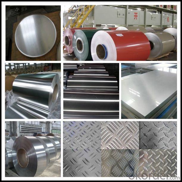 Aluminum Sheet / Plate / Coil China Supply