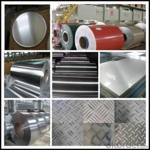 1050 1100 3003 Aluminum Sheet at Factory Price