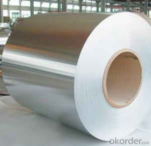 Aluminium Cast Coil for making aluminium foil