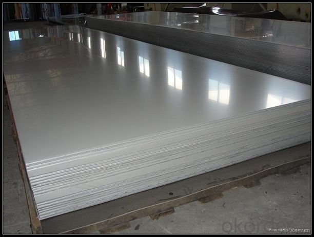 EN AW-5083 Aluminium Panel for Making  Oil Tanker