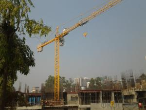 Competitive Price 6t Climbing Building Construcion Tower Crane
