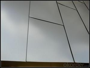 White Aluminum Sheet Alloy 3003 for Wall Systems