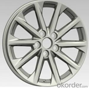 Aluminium Alloy Wheel for Great Pormance No. 4099