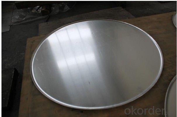 Smooth Surface 8011 Aluminum Circle Sheet